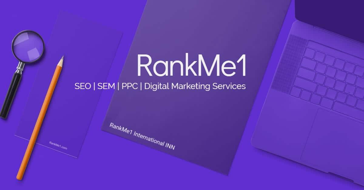 RankMe1: We Guarantee Results | SEO | SEM | PPC | Link Analysis