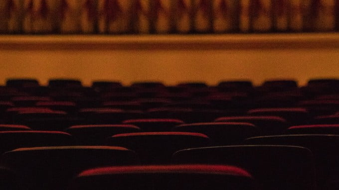 Chairs In A Movie House