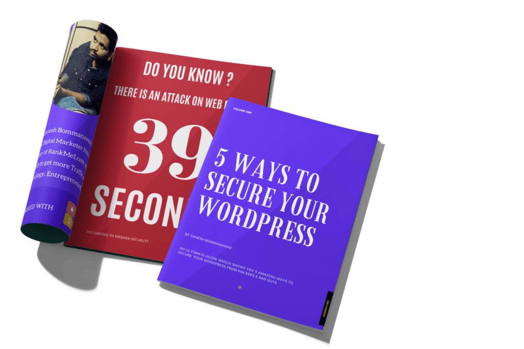 5 Ways To Secure WordPress Banner