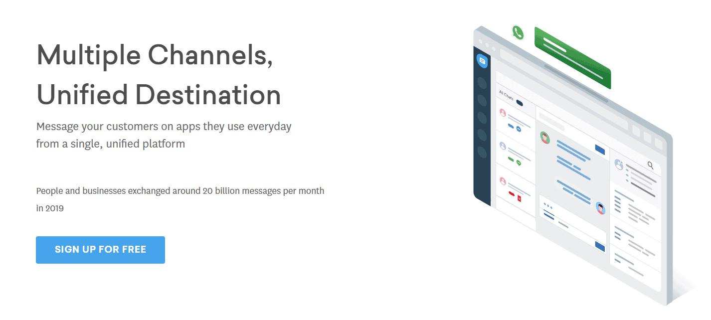 Messaging Channels On Freshchat