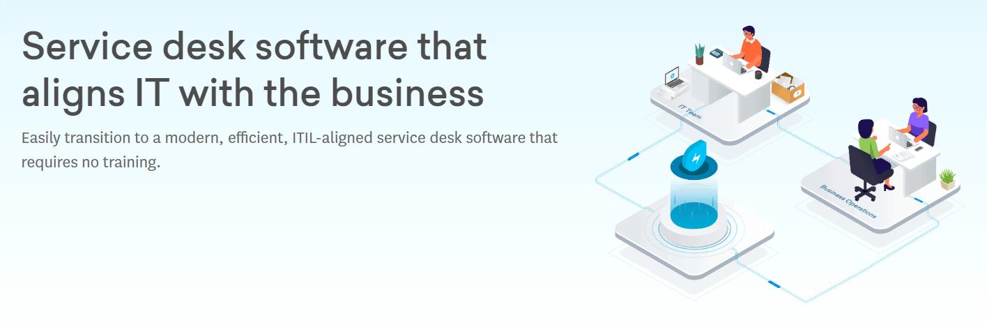 Freshservice It Service Desk Software